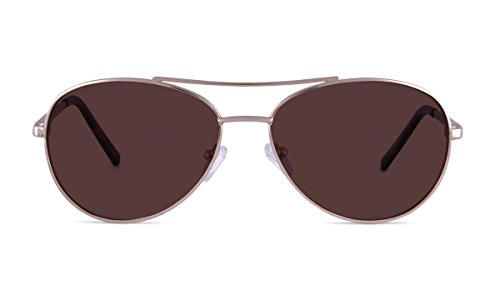 TheraSpecs Pilot Migraine Glasses for Light Sensitivity, Photophobia and Fluorescent Lights | Unisex | Polarized Outdoor - Sunglasses Migraines For