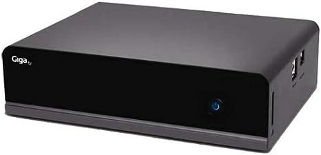Giga TV HD835 - Disco duro multimedia de 1.5 TB (1080p, USB, HDTV), negro: Amazon.es: Informática