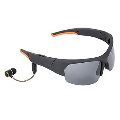 HONGNA New Bluetooth Glasses Sports Sunglasses Glasses Headphones Stereo Bluetooth Listening Songs + Call Glasses