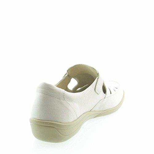 320 Zapatos Beige Longo Cordones Para De Mujer 3906 OAEqqdFxw