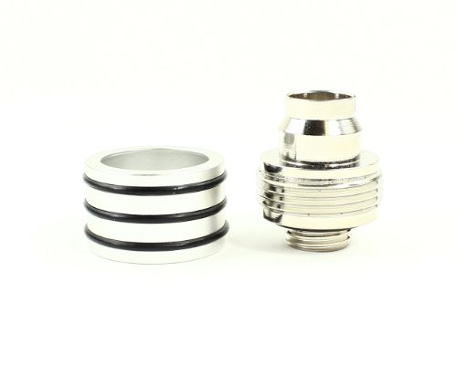 PrimoChill Silver Ghost Compression Fittings - For 1/2in. ID x 3/4in. OD Tubing