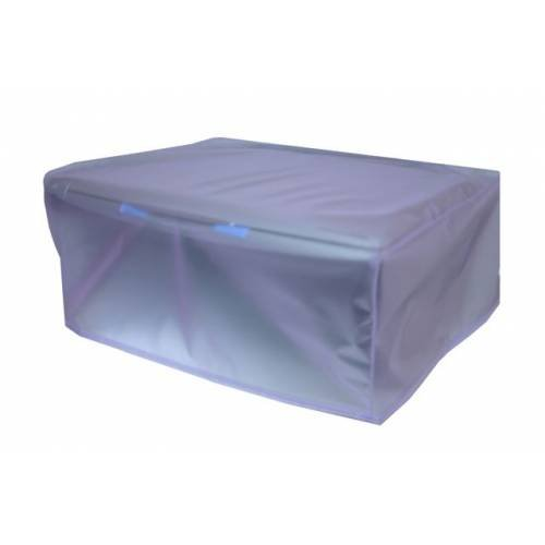 "Brother Printer MFC-J825DW Vinyl Printer Cover - Size 16.9""w x 15.9""D x 8.1""H - Opaque Vinyl"