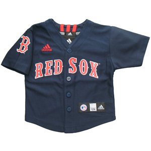 Boston Red Sox Baby Jersey (18 Months) Adidas