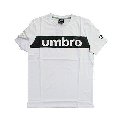 s M Uomo Rap00002b Umbro T shirt m Bianco Bianco w nwEYIq8IFx