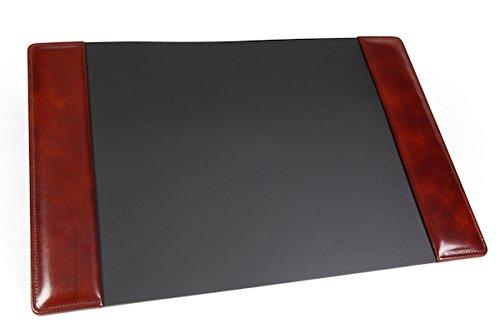 Bosca Old Leather Home Desk Pad (Dark Brown)
