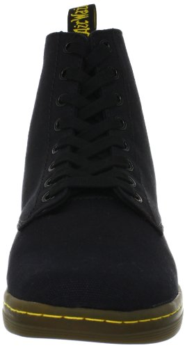 Mens Canvas Black Alfie Dr Martens Boots ZfqqY