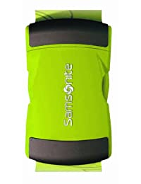 Samsonite Luggage Strap, Neon Green, International Carry-on