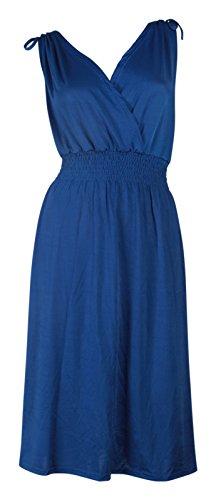 flores neopreno de real de Casual Vines Day peluche para con instrucciones diseño Summer de de mujer azul de playa corto para Traje de e pantalón perro diseño vestidos hacer H5xqYY