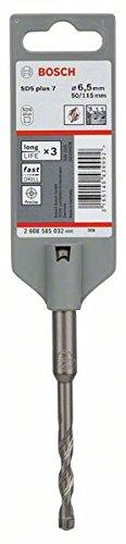 Bosch 2608585030 Foret SDS-Plus-7 pour perforateur 6 x 150 x 215 mm