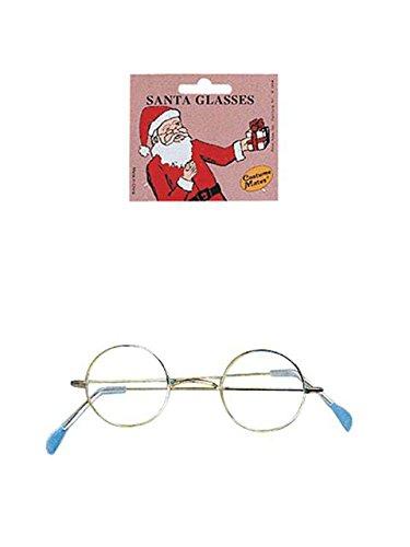 Forum Novelties Round Wire Rim Glasses Costume ()