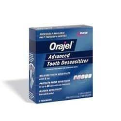 ORAJEL ADVANCED TOOTH DESENSITIZER