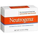 Neutrogena Face Cleansing Bar - Acne Prone - 3.5 oz