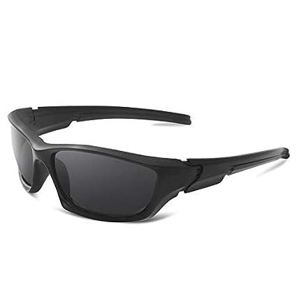 Heenirg Gafas de Sol Deportivas al Aire Libre, Gafas de Sol polarizadas, Gafas de