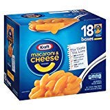 Kraft Macaroni and Cheese (18 ct. box) (pack of 6)