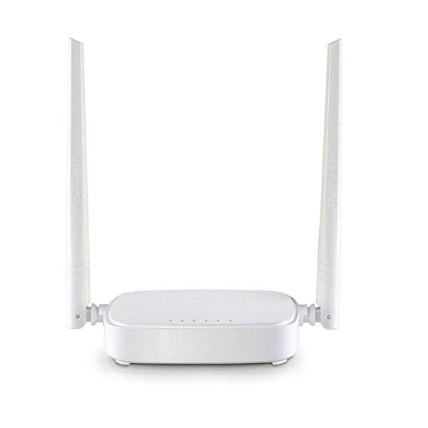 Tenda N301 Wireless-N300 Easy Setup Router (White, Not a Modem)