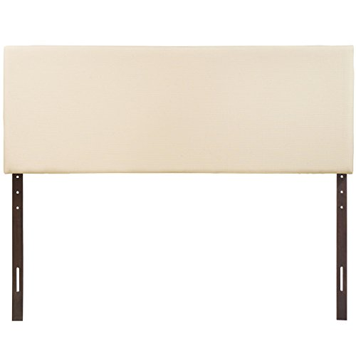 Modway Region Linen Fabric Upholstered King Headboard