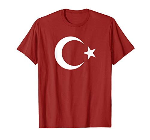 Turkey Ottoman Empire Turkish Flag T-shirt ()