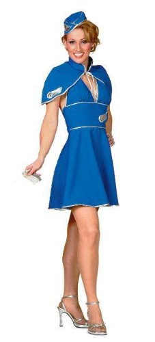 Blue dress uk air