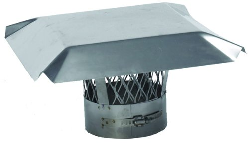 Fireside Chimney Supply Rain Cap – 5in Review