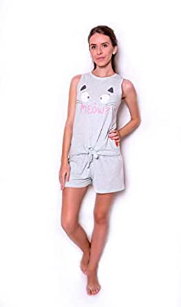 Pink Avenue short pajama