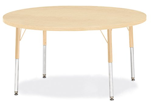 Maple Game Table - 8