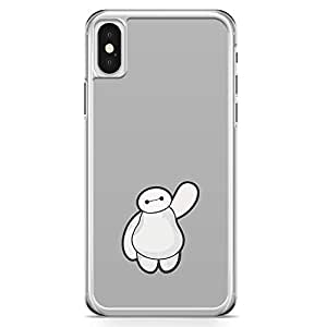 Loud Universe Cute Cartoon Big Brother iPhone X Case Cute Character Japanesse character iPhone X Cover with Transparent Edges