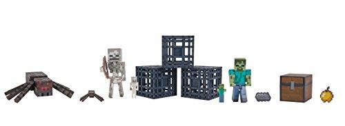 Minecraft Dungeon Pack (Minecraft Toys Figures)