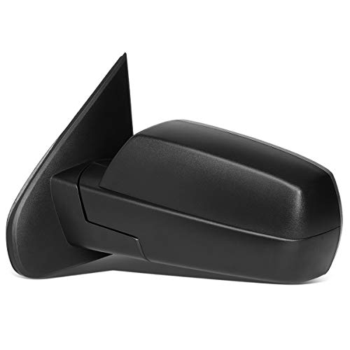 Left Side Powered+Heated Rear View Towing Mirror for 14-18 Chevy Silverado/GMC Sierra