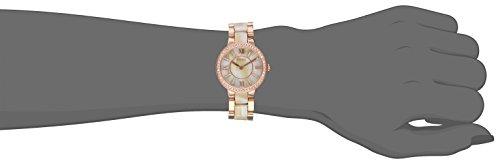 Fossil Women's Virginia Quartz Stainless Steel Dress Quartz Watch 5