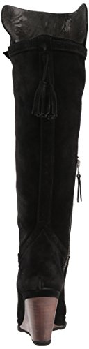 Knoxville Boot Ariat Black Women's Suede Work 5ttWwTvq