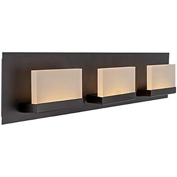 Possini Euro Midtown 23 1 2 Quot H Bronze Bath Bar Light