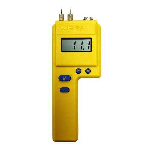 Delmhorst P-2000W/CS65 P-2000 Digital Moisture Meter for Paper w/324CAS-0065