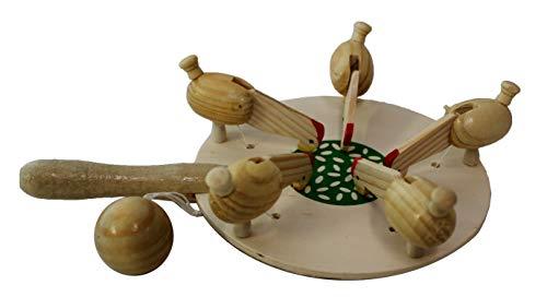 PANDA HOUSE Pecking Chicken Paddle Toy