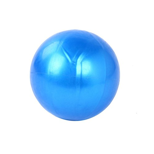 Nacome Yoga Ball,Gym Pilates Balance Exercising Fitness Air Pump Anti-Burst Exercise Ball,20CM