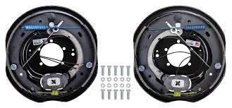 Dexter 7,000 lb Axle NEV-R-Adjust 12''x2'' Electric Brake Kit-Left & Right Hand (023-464-00 & 023-465-00) by GENUINE DEXTER