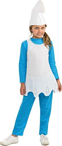 [The Smurfs Movie 2 Smurfette Costume, Small] (Smurf Costumes Accessories)