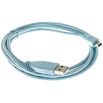 Amazon.com: Bluemax49ers Cisco Console Cable with FTDI Chip ...