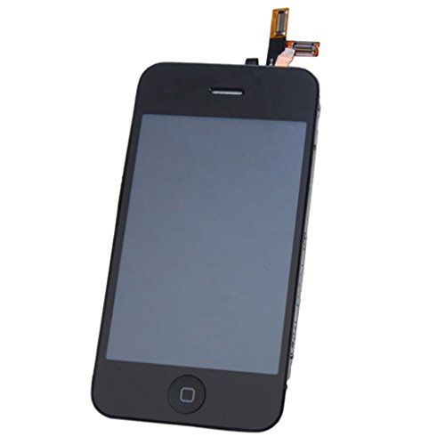Flameer Black Replacement Assembly LCD Touch Screen Display Digitizer Kit For IPhone - 3gs Iphone Digitizer
