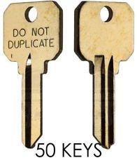 - Ilco DND-SC4 6 Pin C Keyway