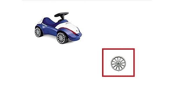 Original BMW Baby Racer Motor Sport Tapacubos Plata: Amazon.es: Coche y moto