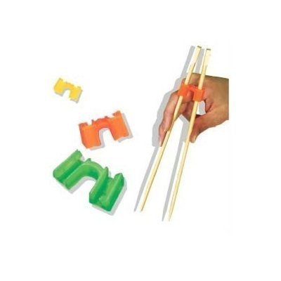 FUNCHOP Chopstick Helpers 50 Pack by Inteliventor