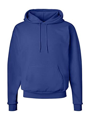 EcoSmart Fleece Hoodie, Deep Royal, X-Large ()