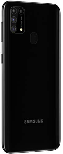 Samsung Galaxy M31 (Space Black, 8GB RAM, 128GB Storage)