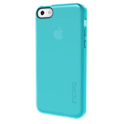 Incipio Feather Clear Case for iPhone 5C - Retail Packaging - Clear - Slim Form Feather Incipio