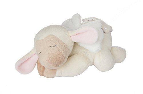 Sleepy Angel Lamb 9 Inch Plush Animal Plays Jesus Loves Me