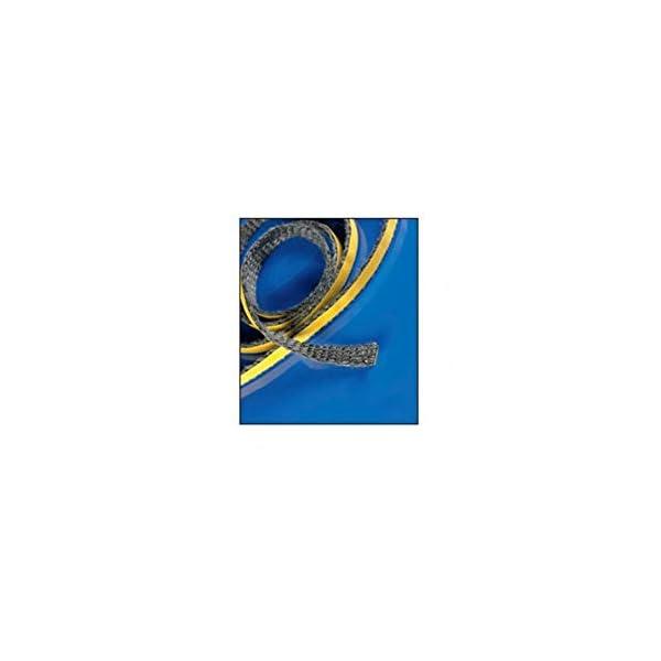 Guarnizione Treccia Adesiva Stufe A Pellet E A Legna Fissaggio Vetri E Porte Nera 6x3mm 1 spesavip