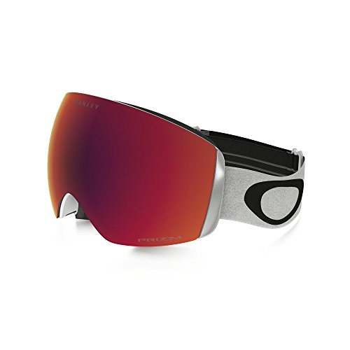 Oakley OO7064-24 Flight Deck XM Eyewear, Matte White, Prizm Torch Iridium - Retail Oakley