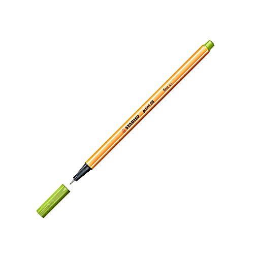 Stabilo Point 88 Pens apple green no. 33
