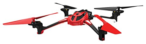 Traxxas Alias: Quad Rotor Helicopter, Red