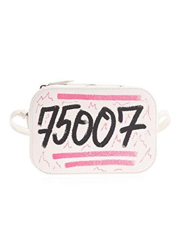Luxury Fashion | Balenciaga Woman 5581710OTJ39072 White Leather Shoulder Bag | Fall Winter 19